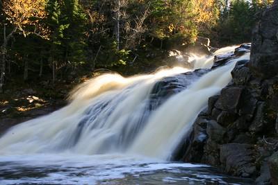 Cape Breton, Nova Scotia, Waterfall