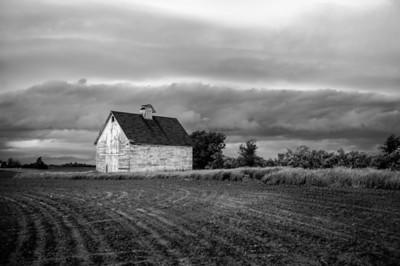 Barn - rural central Illinois