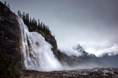 The amazing Emperor Falls