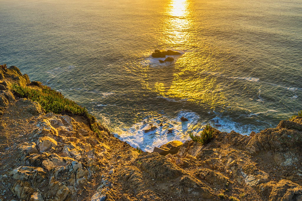 Portugal Atlantic Ocean Sunset Viewpoint Photography 10 By Messagez com
