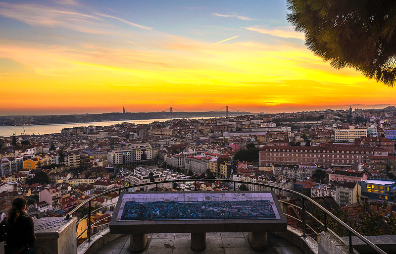 Best of Lisbon Viewpoints Photography 12 By Messagez com