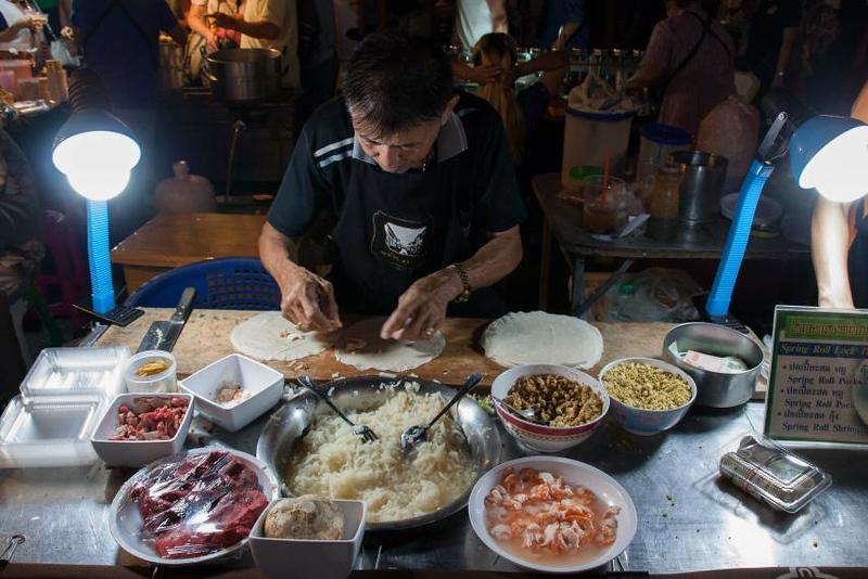 Night Market, Phuket Town,  Phuket, Thailand (2018)