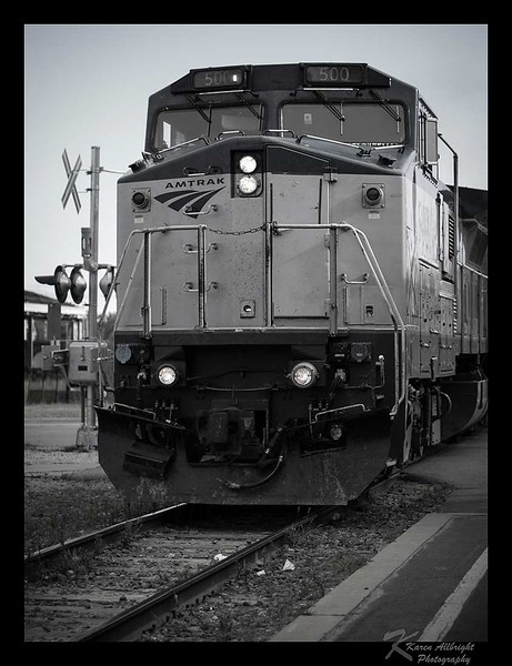 Amtrak, St. Joseph, Michigan