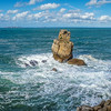 Original Portugal Peniche Coast Panorama Photography By Messagez com