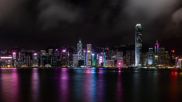 A Tale By Light: Hong Kong
