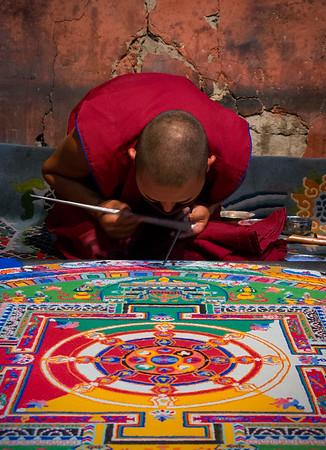 Sand Mandala