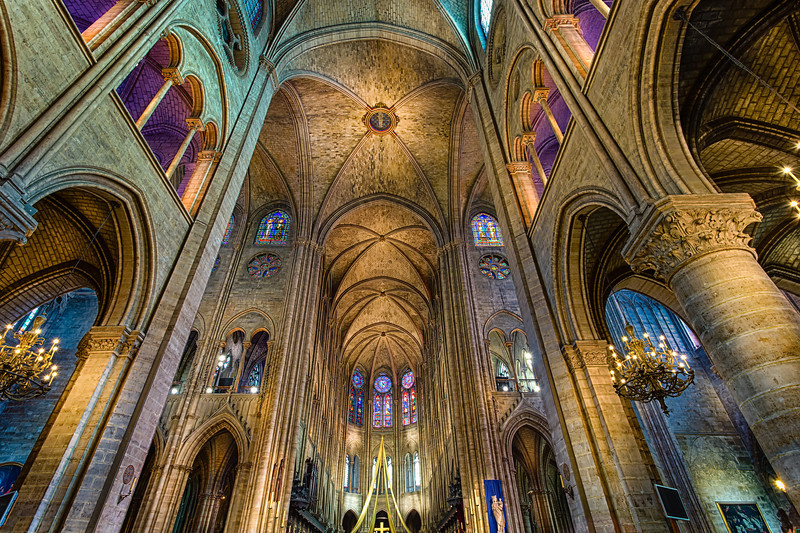 Notre Dame Church - Paris
