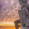 Lisbon Triumphal Arch Viewpoint Sunset Photography 5 By Messagez com