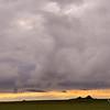 Loire fields, France