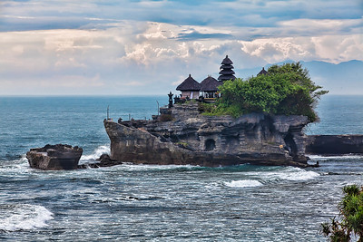 A Different View - Tanah Lot