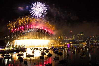 Sydney NYE 2015/2016