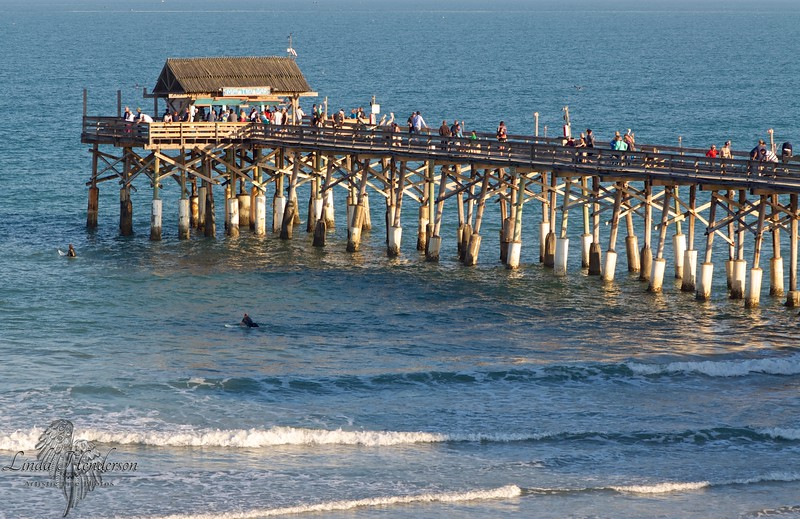 Pier Cocoa Beach, Florida