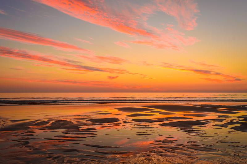 Costa da Caparica Sunset Photography 4 By Messagez com