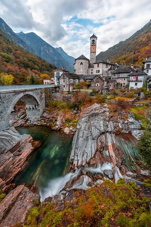 Lavertezzo - Switzerland