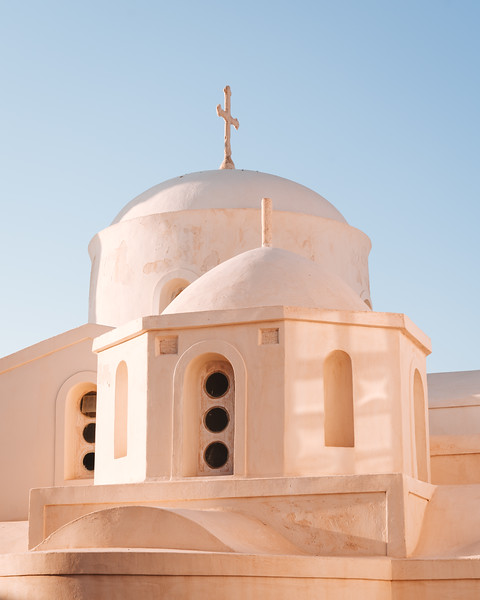 Church layers, Naxos.