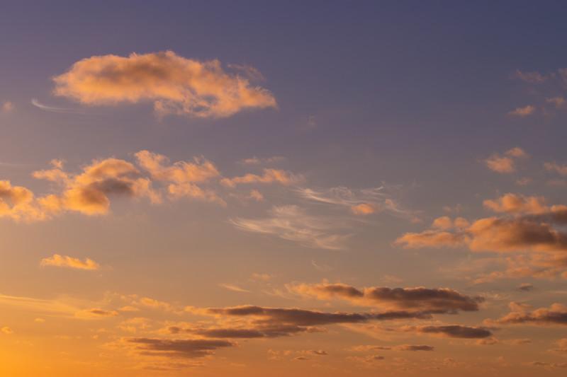 Lizard Island sunset #146337