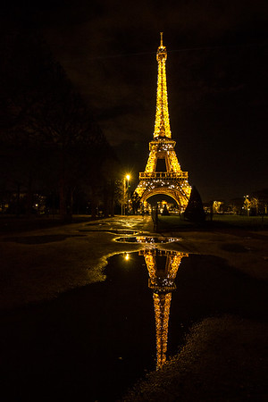 Double Eiffel Tower