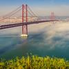 Original Lisbon 25th of April Bridge Landscape Photography 18 By Messagez com