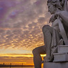 Lisbon Triumphal Arch Viewpoint Sunset Photography 4 By Messagez com