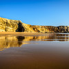 Sagres Algarve Beach Reflection