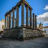 The Roman Temple of Evora