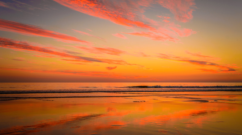 Costa da Caparica Sunset Photography 5 By Messagez