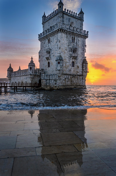 Best of Portugal Lisbon Tower Photography 7 By Messagez com
