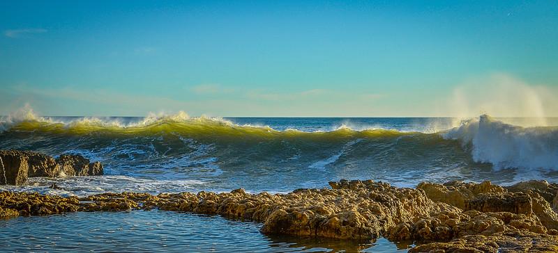 Original Portugal Atlantic Ocean Photography By Messagez