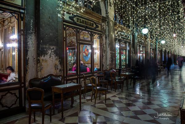 Florian bar, Venice, Italy