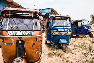 Need a ride in my Tuk Tuk