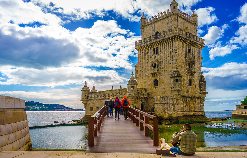 Best of Portugal Lisbon Tower Photography 12 By Messagez com