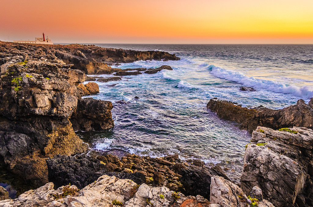 The Magic Coast of Cascais Portugal Photography 3 By Messagez com