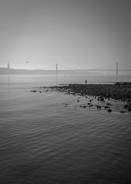 Alone in Lisbon Portugal Photography By Messagez com