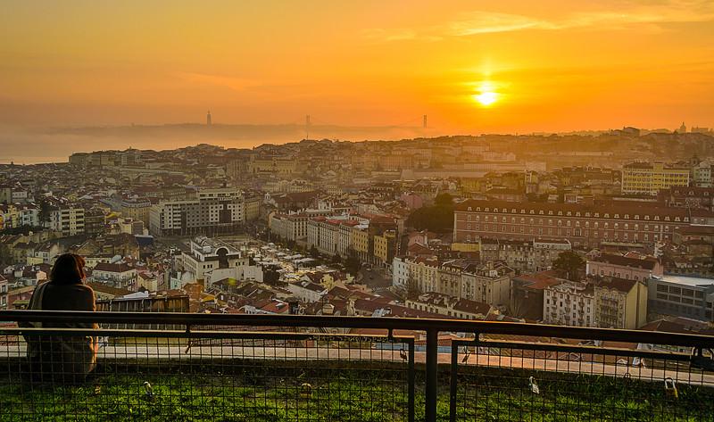 Best Inspiring Lisbon Viewpoint Art Photography 2 By Messagez com