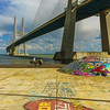 Portugal Lisbon Bridge Art Photography 21 By Messagez com