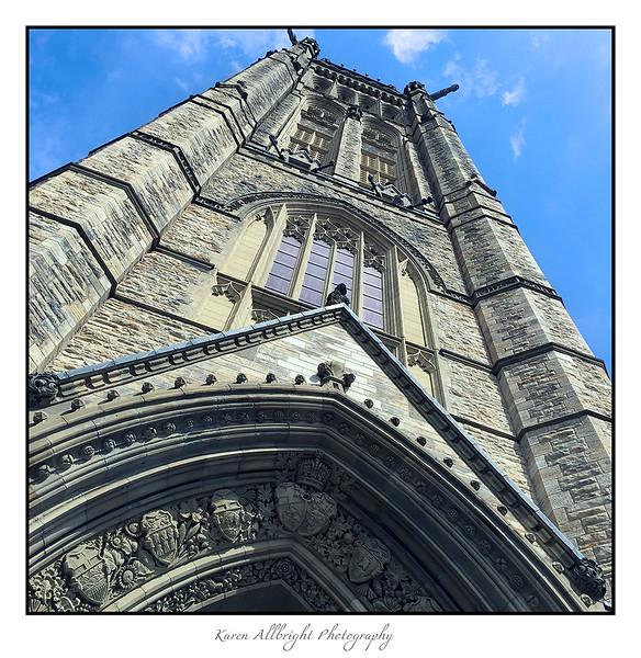 Centre Block, Parliament, Ottawa, Canada
