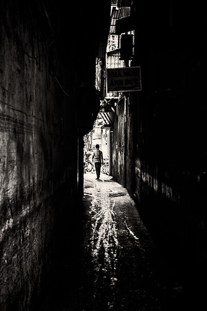 A Passerby In Hanoi