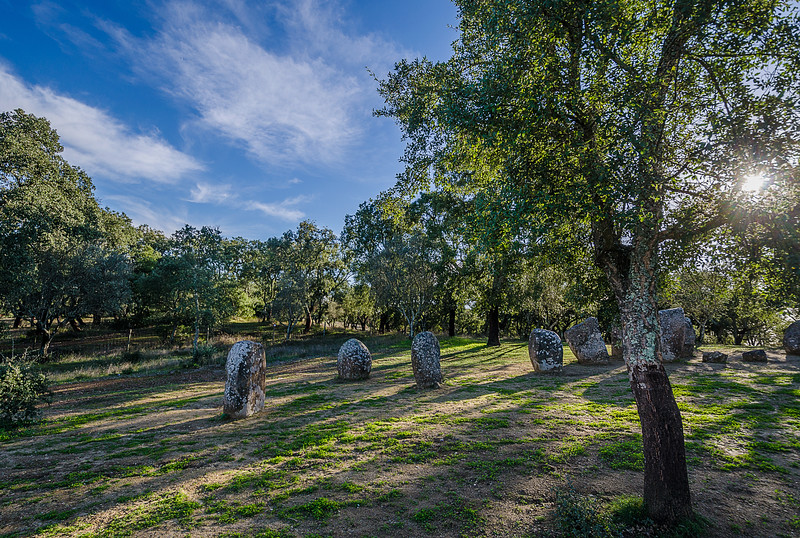Portugal Cromlech of the Almendres Megalithic Magic Photography 21 By Messagez com