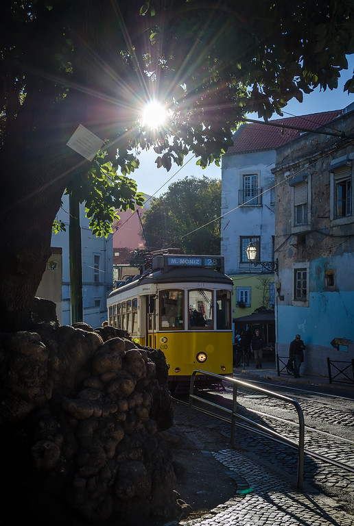Best of Lisbon Tram Images 3 By Messagez.com