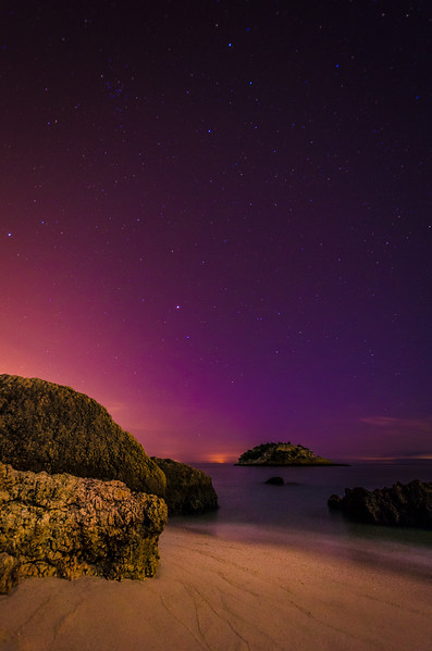 Portugal Coast Arrabida Night Sky Photography By Messagez com