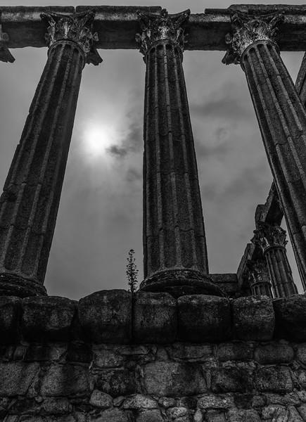 Portugal Evora Temple Photography 4 By Messagez com