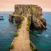 Road To The Berlenga Island Portugal Photography 2 By Messagez com