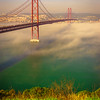Original Lisbon 25th of April Bridge Landscape Photography 10 By Messagez com