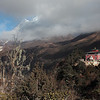 The monastery - Thyangboche