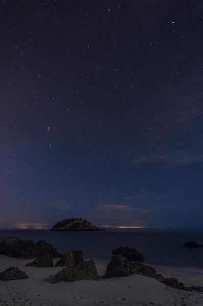 Portugal Arrabida Beach Night Sky Photography 3 By Messagez com