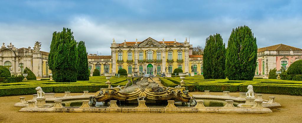 Portugal Queluz National Palace Art Photography 39 By Messagez com