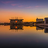Original Lisbon Oceanarium at Sunset Photography 2 By Messagez com
