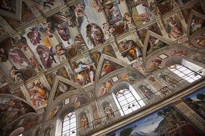 The Sistine Chapel, Italy