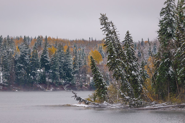 Ness Lake Autumn