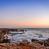 Cascais Coast at Sunset Photography By Messagez com